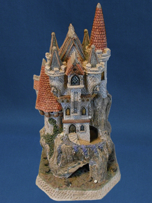 David Winter Cottage Collection Witch S Castle